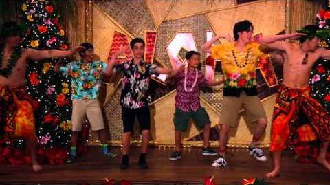 Jessie's Aloha Holidays with Parker & Joey Sweepstakes!-0