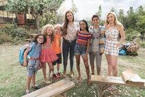Bunk'd Season 3 Cast