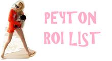 Peyton Roi List; 1960'S Beach Lettering