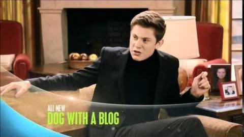"""""""Dog With A Blog"""" and """"Jessie"""" Aug 22-2"""