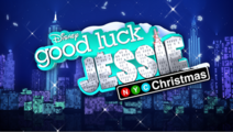 Good Luck Jessie NYC Christmas promo