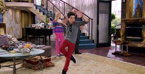 Basic Dance Steps by Luke Ross
