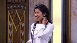 Salma Espinosa sees Bertram