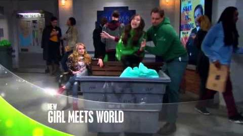 Get In The Know -Friday Night September 26th 2014- Jessie-Girl Meets World- Dog With A Blog