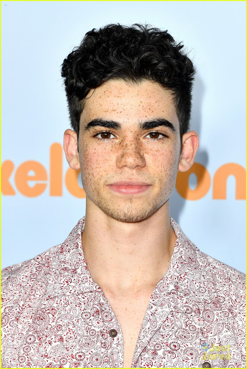 Who is cameron boyce dating now