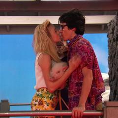 So close to kiss!!