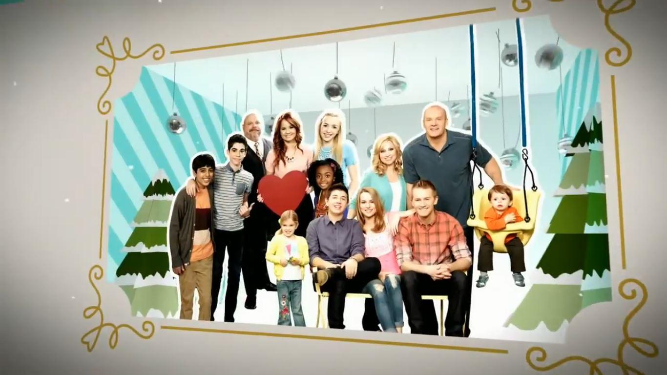 Image - Good Luck Jessie NYC Christmas cast.jpg | Jessie Wiki ...