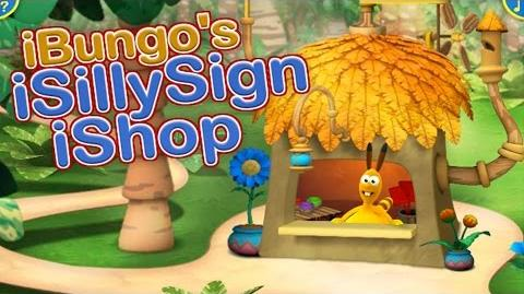 Jungle Junction Bungos Silly Sign Shop