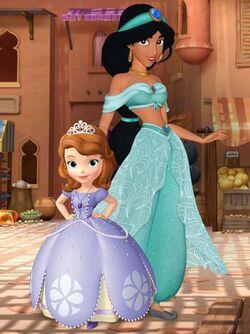 PrincessJasmine