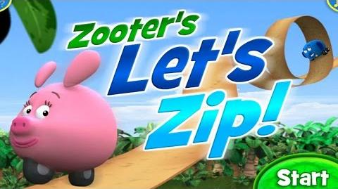 Jungle Junction Zooters Lets Zip