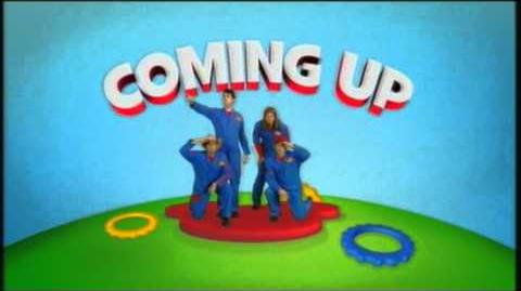 Disney Junior UK - Coming Up Imagination Movers (2011)