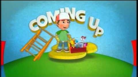 Disney Junior UK - Coming Up Handy Manny (2011)