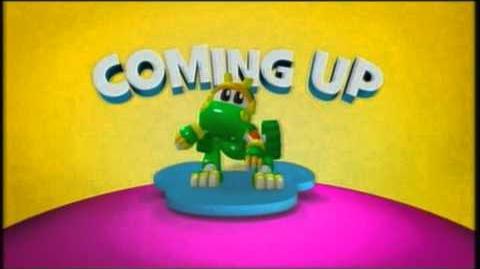 Disney Junior UK - Coming Up Animal Mechanicals (2011)