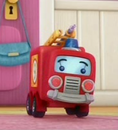 Lenny the Fire Truck