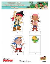 Jake&crew - Treasure of the Pirate Mummy's Tomb Playset