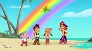 The Never Rainbow 8