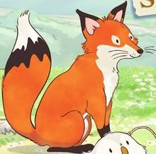 Little Redwood Fox