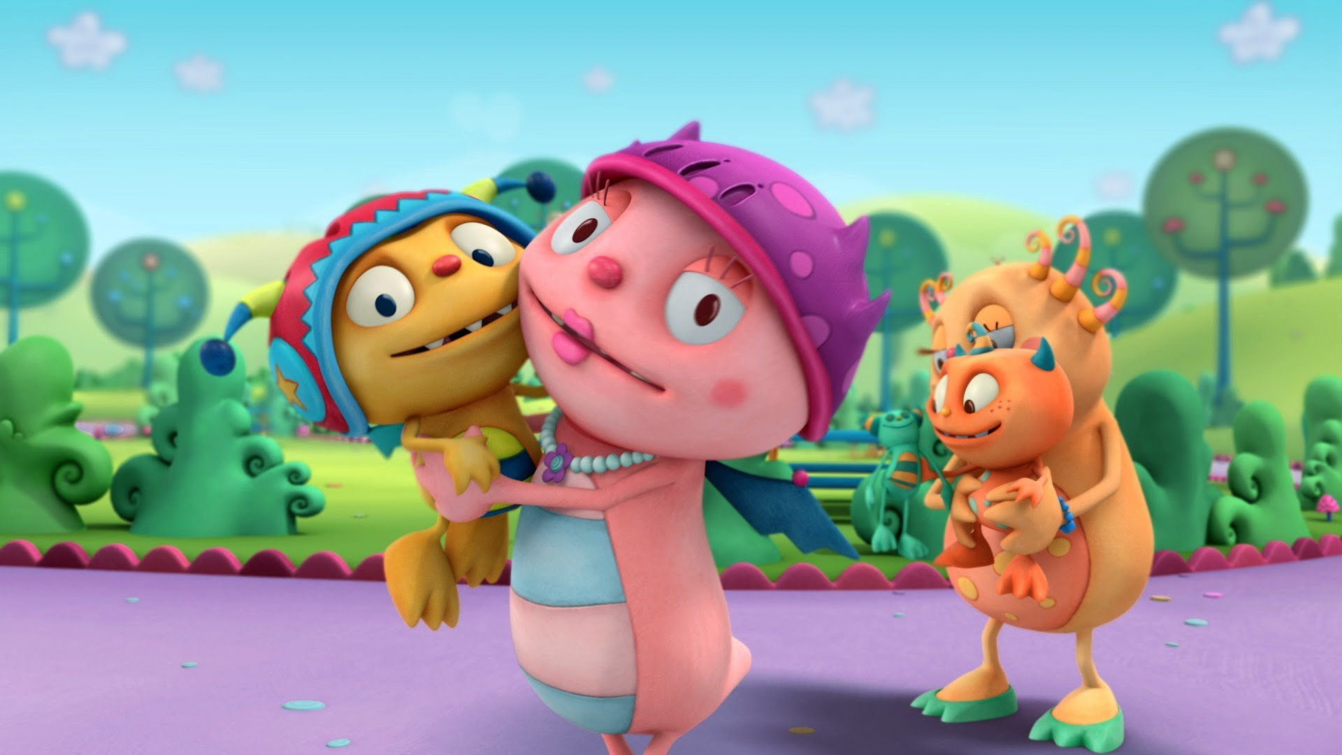 categoryhugglemonsters disney junior wiki fandom