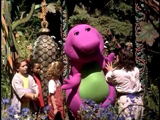 Barney's Great Adventure The Movie US Trailer (New Version)