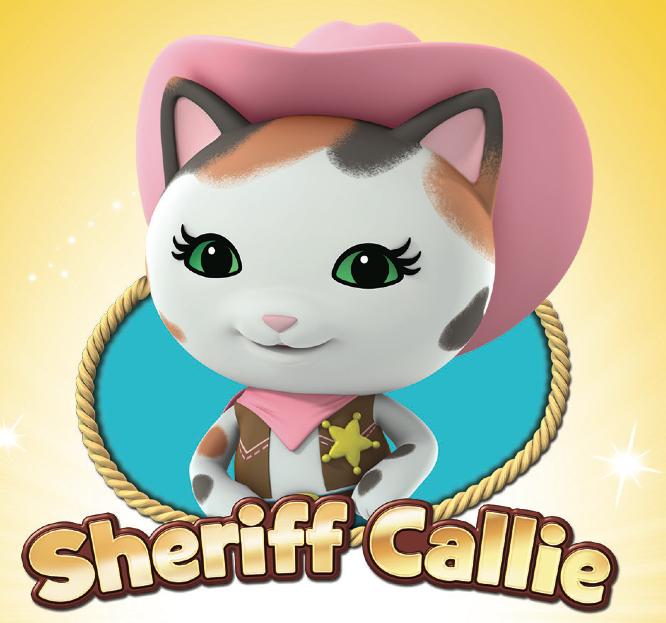 shérif callie