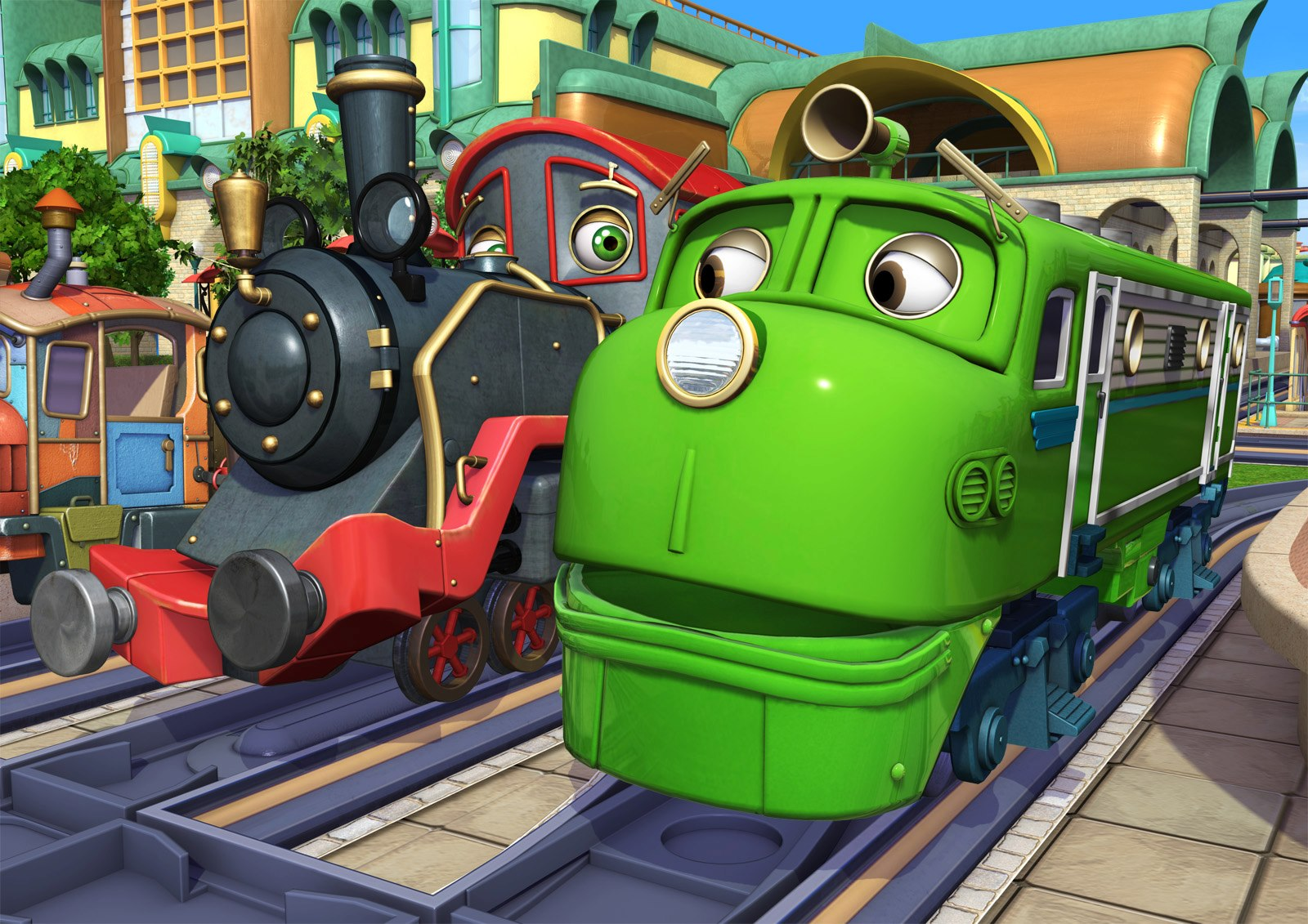 categorychuggington characters disney junior wiki