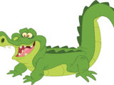 Tick Tock the Crocodile