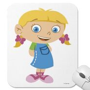Annie from little einsteins disney mousepad-p144702323833065537z8xsj 400