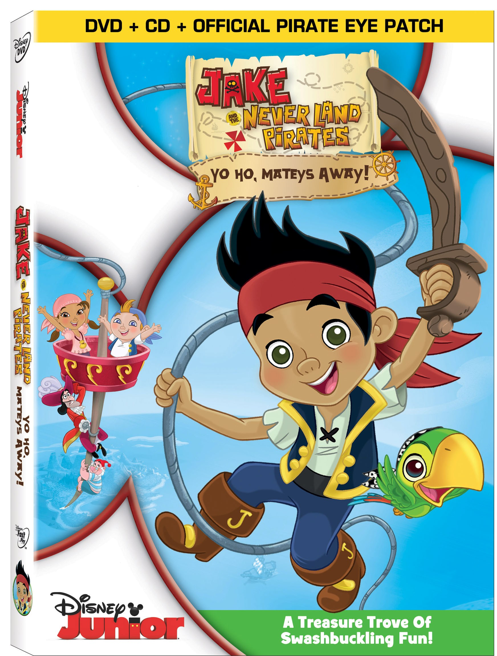 jack and the neverland pirates games