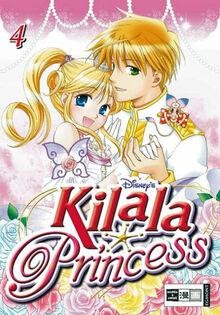 Kilala Princess vol 4