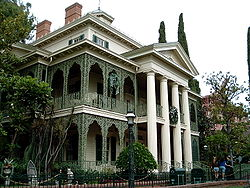 250px-Haunted Mansion Exterior