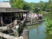 Tom Sawyer Island (MK)