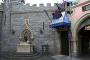 Sleeping Beauty Castle Walkthrough (DL)