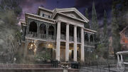 Haunted Mansion (DL)