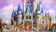 Mickey's Royal Friendship Faire (MK)