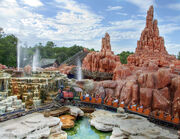 Big Thunder Mountain Railroad (MK)