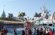Dumbo The Flying Elephant (TDL)