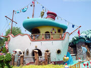 Donald's Boat (TDL)