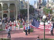 Flag Retreat (MK)