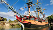 Sailing Ship Columbia (DL)