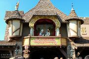 Pinocchio's Daring Journey (TDL)