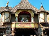 Pinocchio's Daring Journey (Tokyo Disneyland)