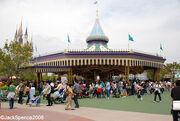 Castle Carrousel (TDL)