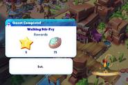 Q-walking stir-fry