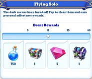 Me-flying solo-1-milestones