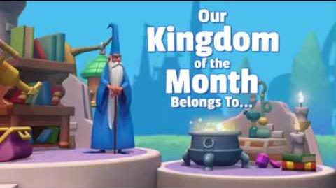 Kingdom of the Month - February 2018
