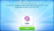 Me-dont be shellfish-2-prize