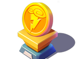 Hercules Gold Trophy