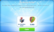 Me-striking gold-19-prize