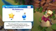 Q-the taskmaster
