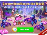 Spooky Spiders Mini Event